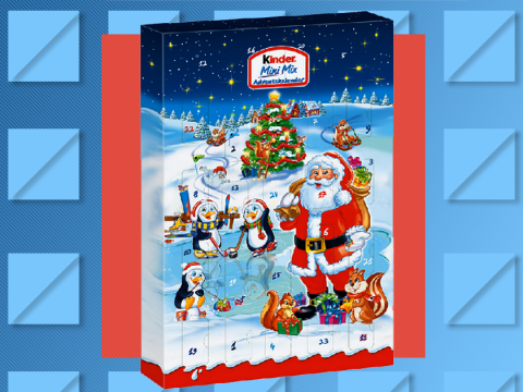 A Kinder Bueno advent calendar is here and December needs to hurry up