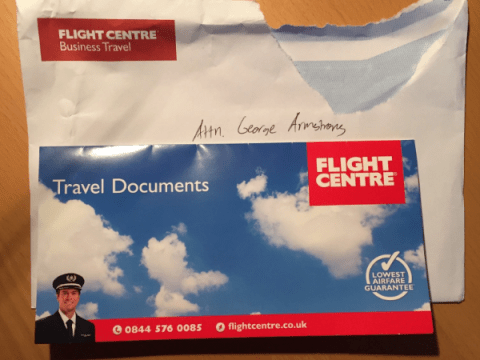 Student who lost his ID on a night out wakes up to a £5k travel itinerary to the Maldives
