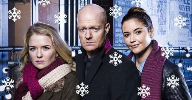 EastEnders boss reveals huge Christmas for Max, Lauren and Abi Branning