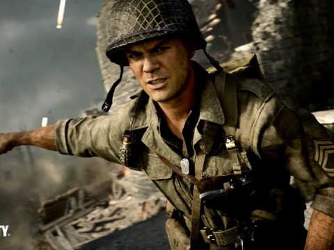 How to play 2 player split-screen in Call of Duty WW2