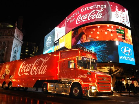 Coca-Cola's festive ad made its debut during Gogglebox so it's basically Christmas now