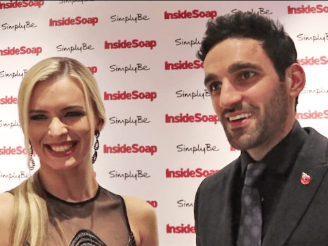 EastEnders star Davood Ghadami reveals 'extraordinary' Christmas in Walford and praises Strictly Come Dancing partner Nadiya Bychkova