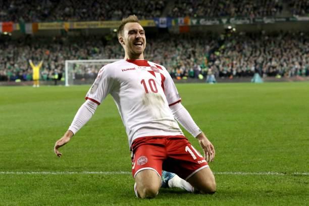 Republic of Ireland suffer World Cup heartbreak as Christian Eriksen fires Denmark to Russia