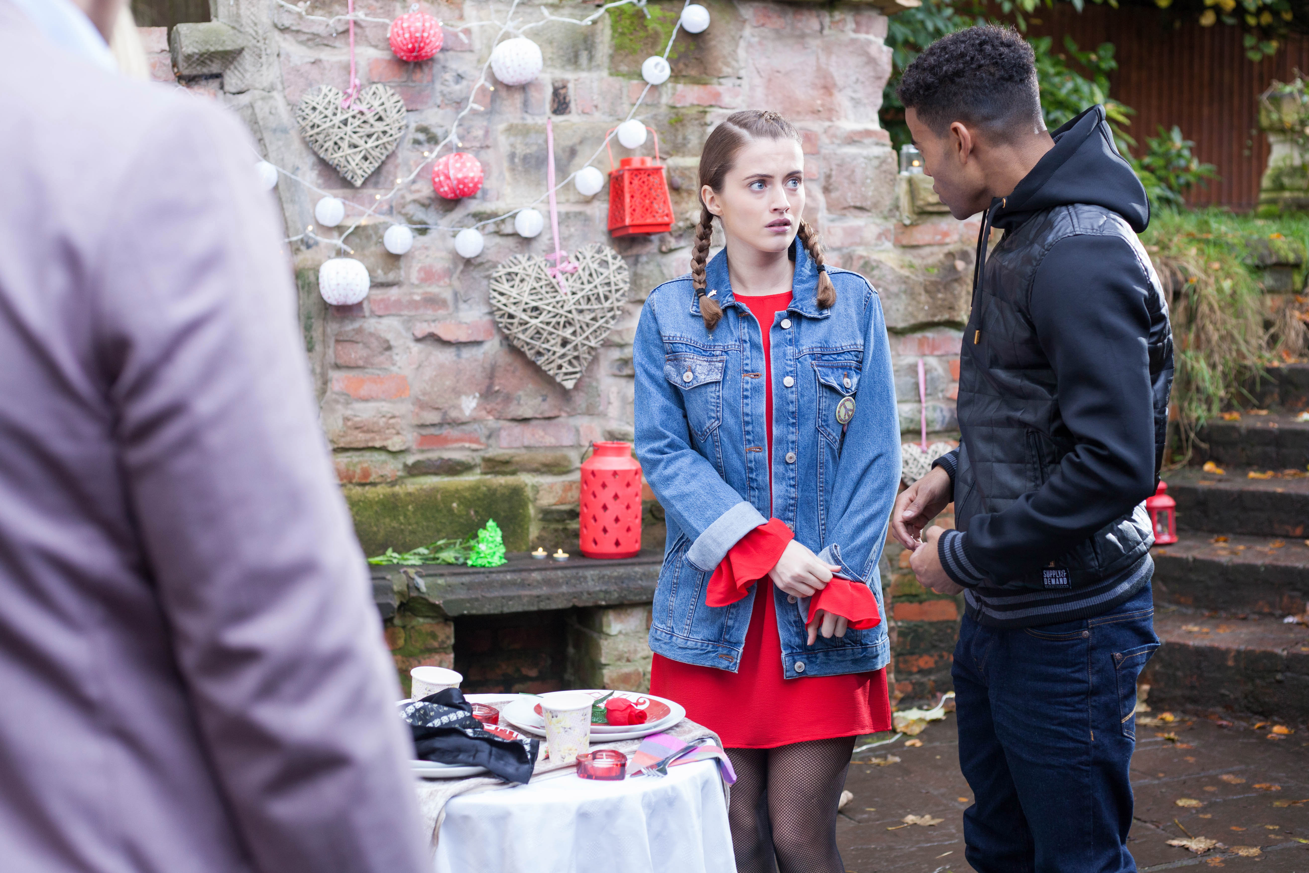 Hollyoaks spoilers: Lily collapses after self-harming – but will Prince be there to support her?