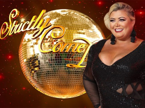 Gemma Collins may halt plans to sue BBC over stage fall in return for a spot on Strictly