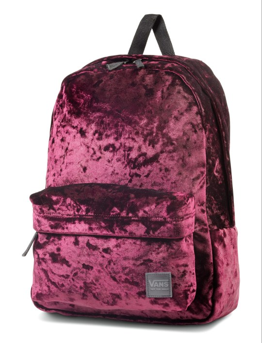 d87b013fb37 Vans have launched a brand new velvet collection and it s uber ...