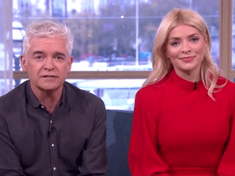 Holly Willoughby and Phillip Schofield forced to give away £1,000 to apologise for calling wrong prize winner