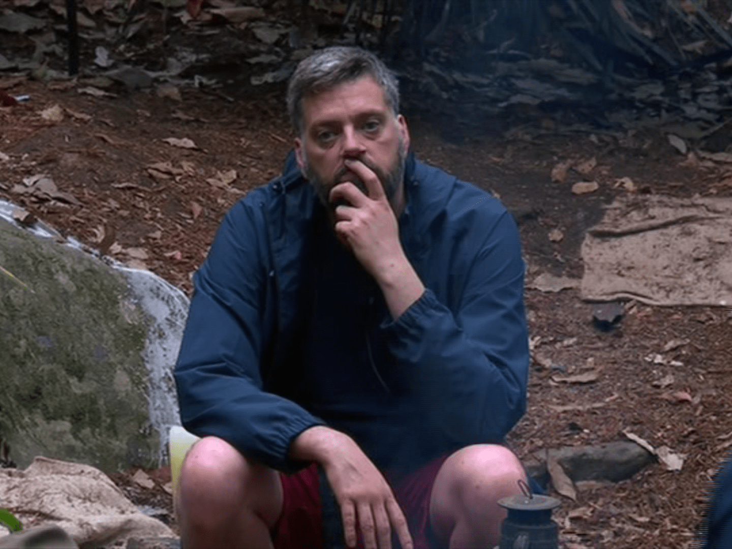 I'm A Celebrity: Iain Lee wants to leave 'bullsh*t' jungle behind as he's accused of having a game plan