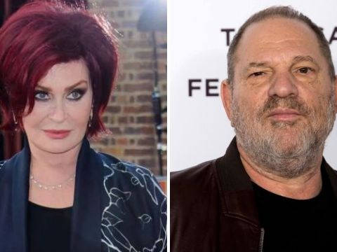 Sharon Osbourne felt something was 'wrong' with her when Harvey Weinstein didn't make inappropriate advances