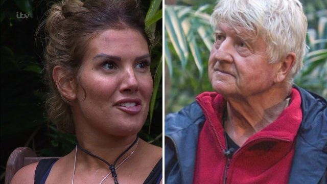I'm A Celeb viewers bemused as Stanley and Rebekah are ruled out of another Bushtucker Trial