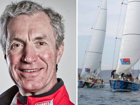 British sailor dies after being swept overboard in round-the-world race