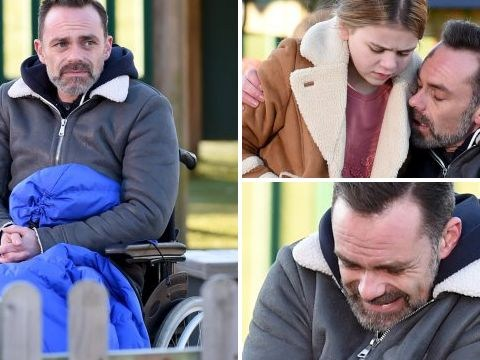 Coronation Street spoilers: Wheelchair bound Billy Mayhew says a painful goodbye