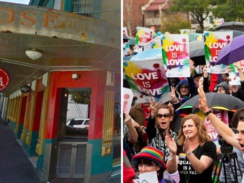 Hotel kicks Christian group out of beer garden because they oppose gay marriage