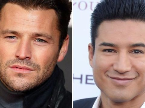 Mark Wright tastes the A-list life as he hits London hotspots with Mario Lopez