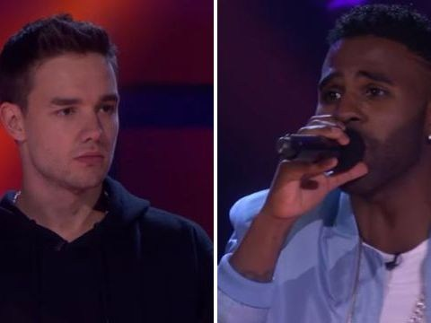 Liam Payne spits about 'ladies going crazy over his D' in rap battle