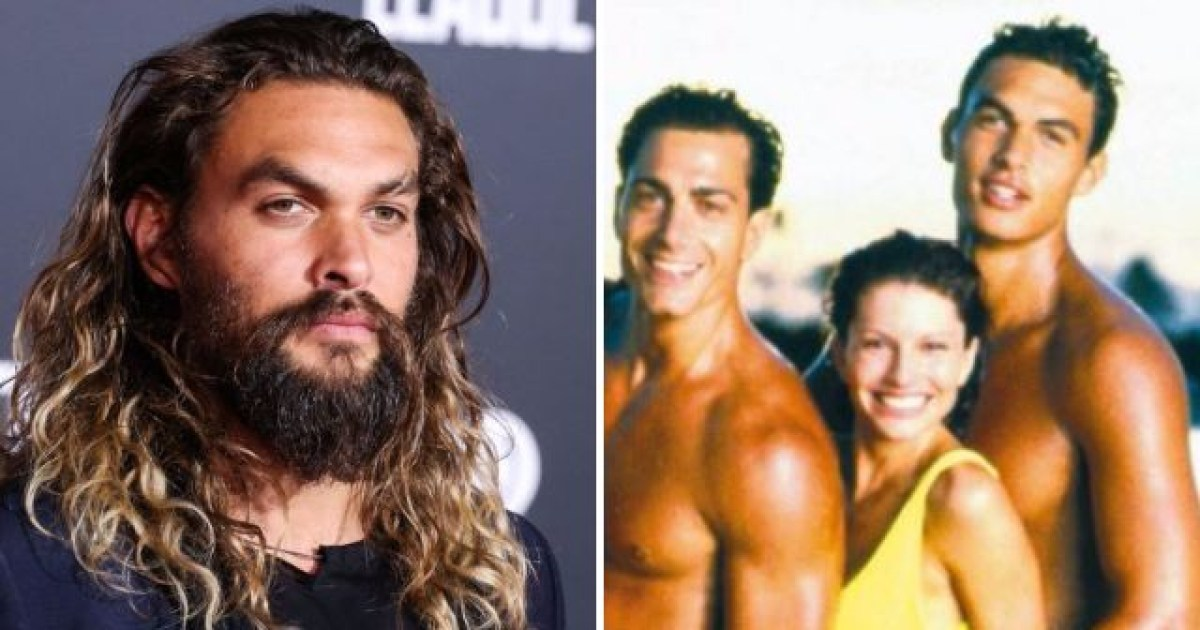 Baywatch nearly ruined Jason Momoa's career