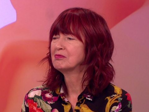 Janet Street-Porter says she was 'violently sick' after having sex on a waterbed
