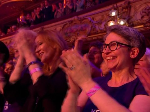 JK Rowling appears in Strictly audience to support Susan Calman and viewers couldn't take the magic