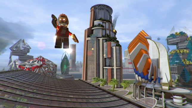 Lego Marvel Super Heroes 2 (PS4) - prepare to say, 'Who?' a lot
