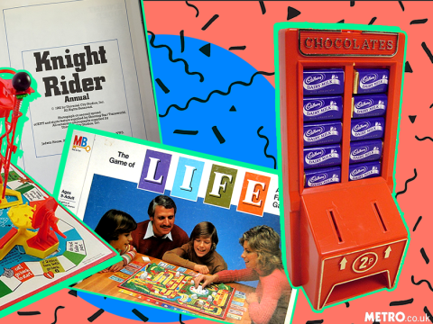 8 toys your friends got, but you didn't, for Christmas in the 80s