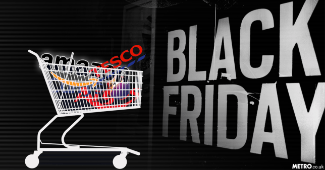 All The Best Black Friday Deals Around Today From Amazon