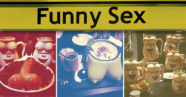 TAIWAN Sex-themed restaurant called Funny Sex