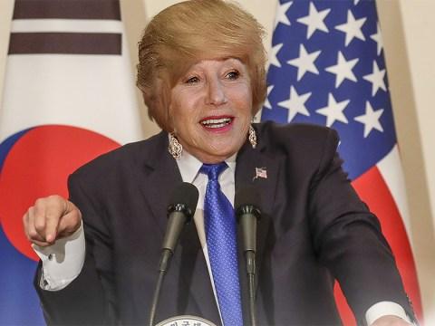 Forget Alec Baldwin, Helen Mirren is ready to play Donald Trump on big screen