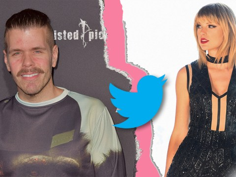 Perez Hilton accuses Taylor Swift of getting his Twitter account suspended