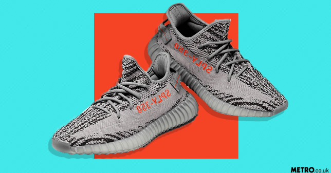 A pair of Yeezy Boost 350 V2 Beluga 2.0s has popped up on