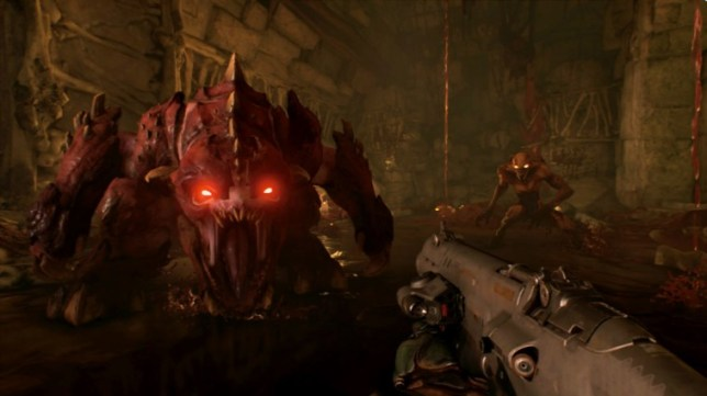 Doom (NS) - Nintendo are doomed again