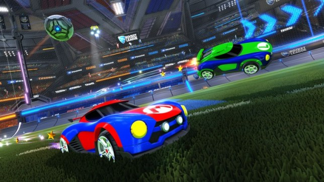 Rocket League (NS) - perfect for Switch