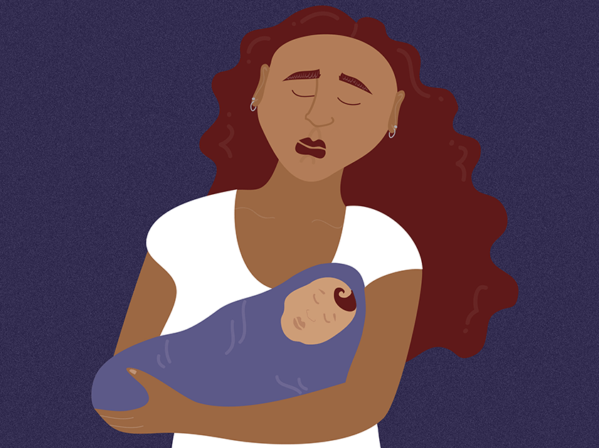 Why I couldn't admit to having postnatal depression – not even to myself
