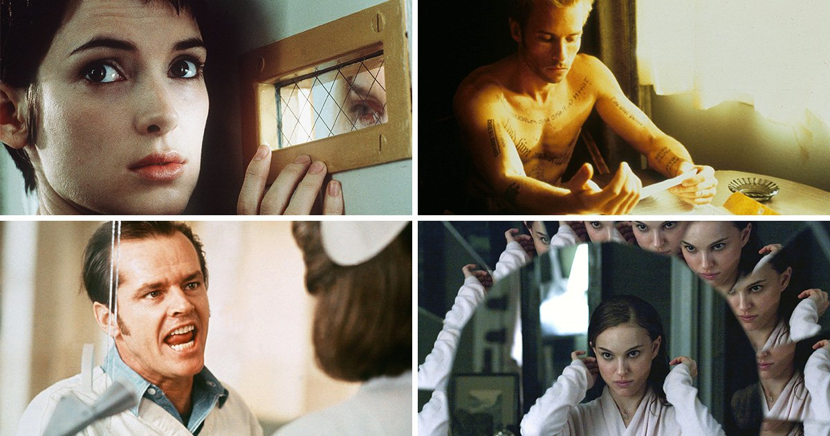 13 films that portrayed mental illness in the right way