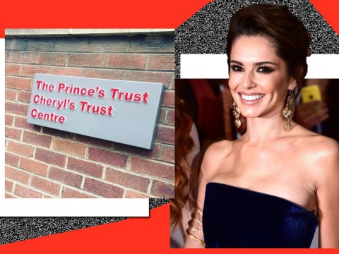 Cheryl gets the go-ahead to open centre for disadvantaged young people in Newcastle