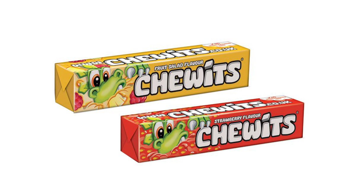 Are Chewits vegan, vegetarian or halal?