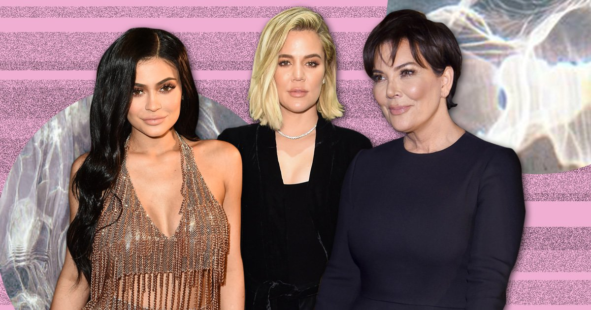 Kris Jenner compares her daughters' fertility to a tap she can't turn off