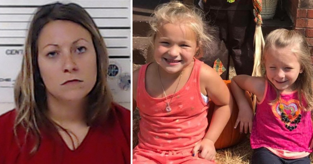 Mum 'shot dead daughters, 5 and 7, after convincing herself people were out to get her'