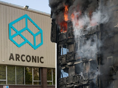 Fire breaks out at factory owned by maker of Grenfell Tower's cladding