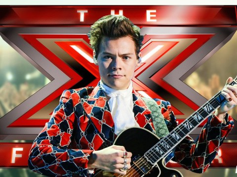 Harry Styles is returning to The X Factor rubbishing rumours of tension with Simon Cowell