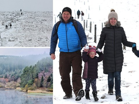 UK weather forecast: Record lows overnight but it's only going to get colder