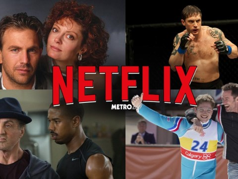 10 films to watch on Netflix if you love sports