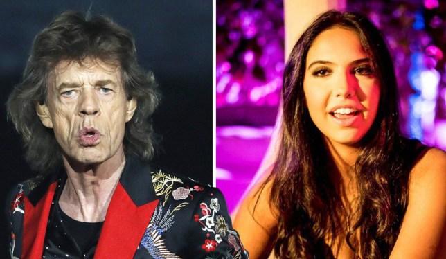 Mick Jagger denies dating Noor Alfallah while Melanie