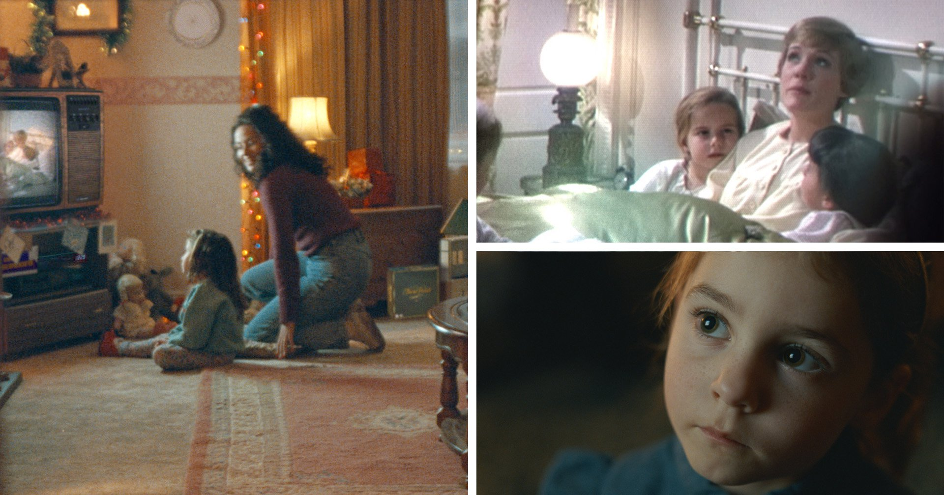 Sky Cinema gets in on the Christmas advert battle with emotional Sound Of Music-themed offering