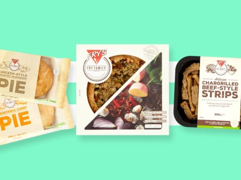 Fry's launches a huge new range of ready-to-eat vegan products