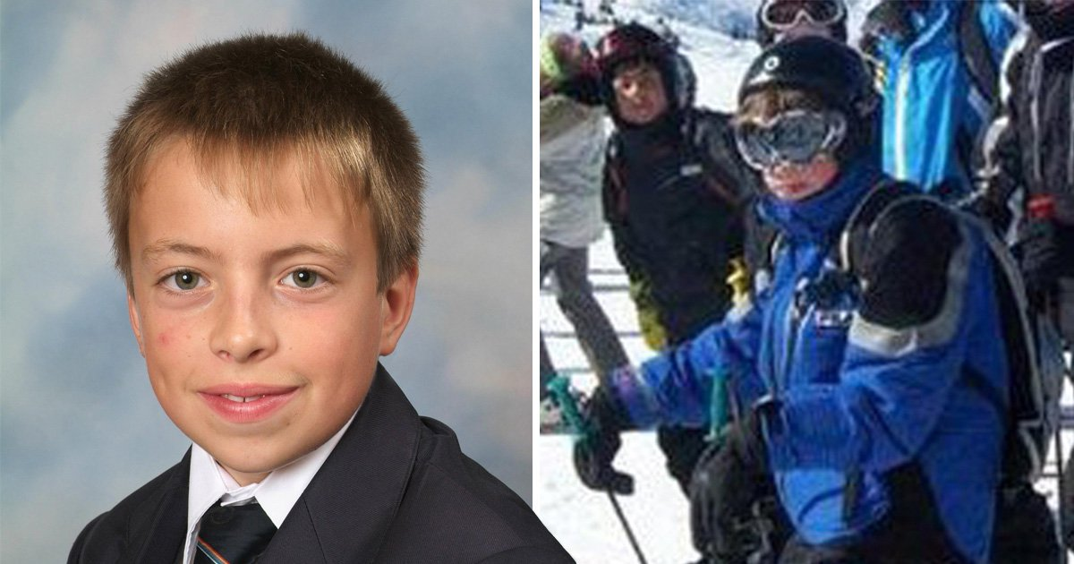 Schoolboy died when his backpack got tangled in chairlift