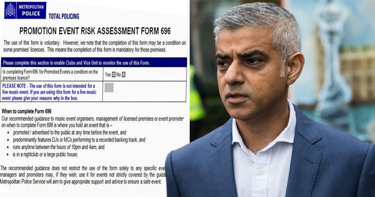 Met police scrap 'racist' form that allowed them to shut