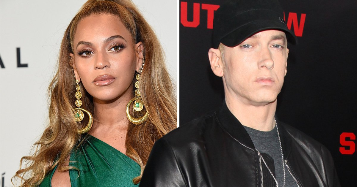 Jay-Z persuaded Beyonce to sing on new Eminem track Walk On Water