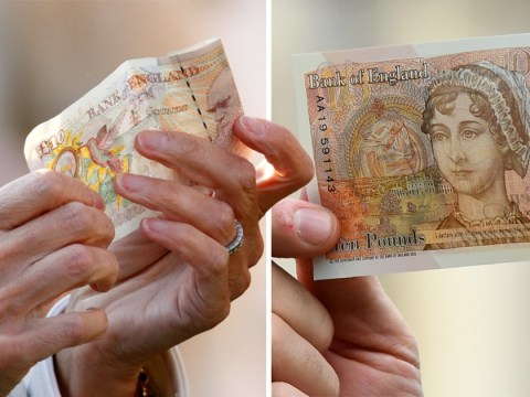 Deadline set for when you've got to spend your paper £10 notes