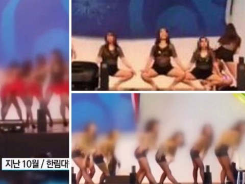 Nurses forced to perform 'sexy dance' on stage for high-ranking officials