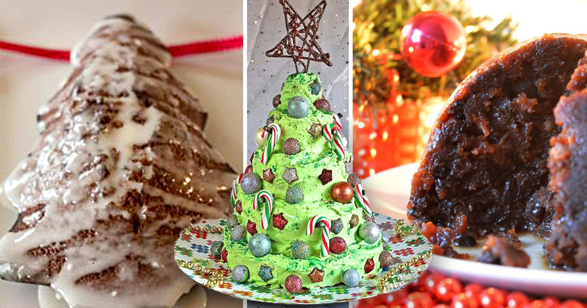 Stir-up Sunday: 5 gluten-free and dairy-free Christmas cake and pudding recipes